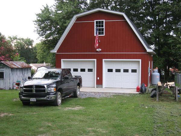 Help me decide New Garage – Barn Style Garage Plans
